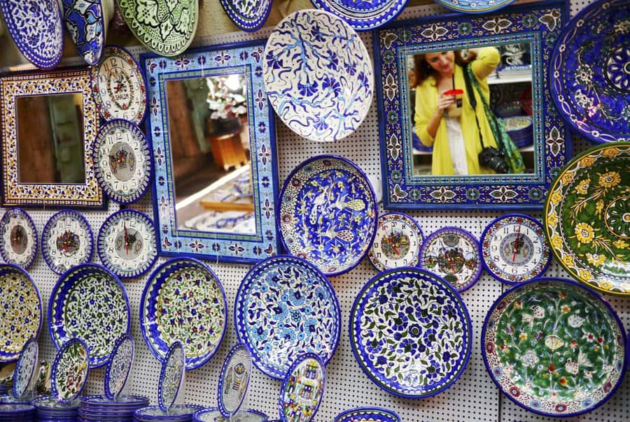 Керамика в Израиле