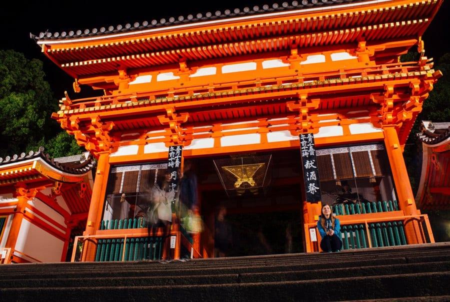 Кратко о достопримечательностях Японии