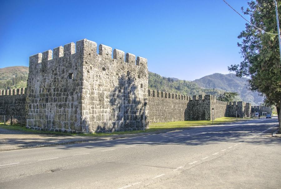 Крепость в Батуми