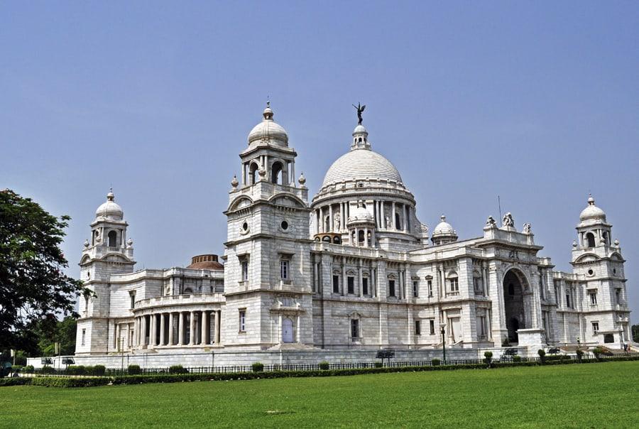 Мемориал Виктории в Индии