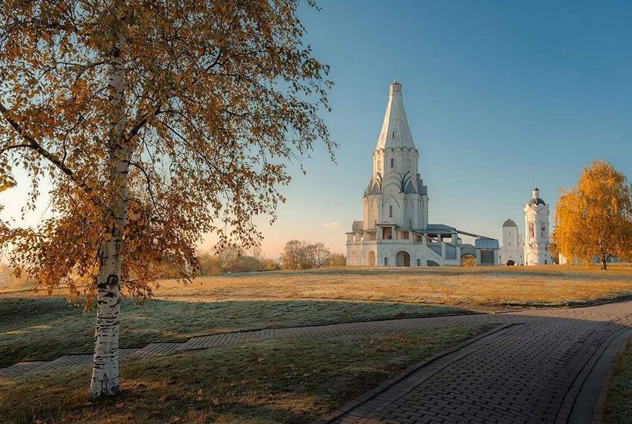 Парк в Коломенском
