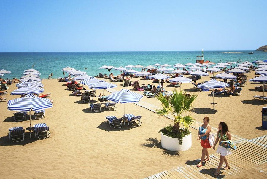 Пляжи Фалираки