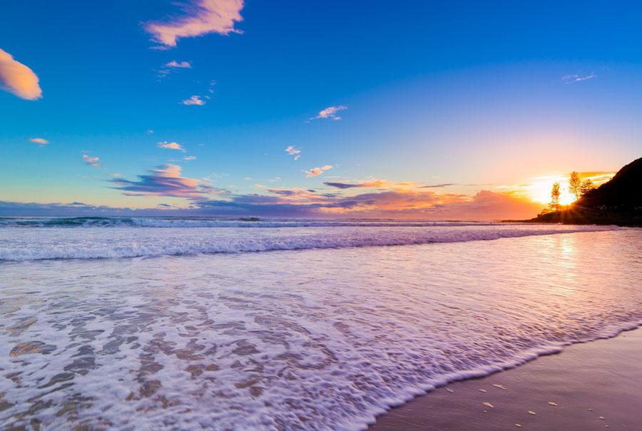 Пляжи Таиланда с белым песком