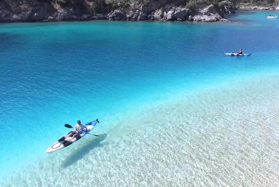Где купаться в Фетхие
