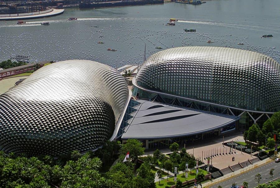 Театр в Сингапуре