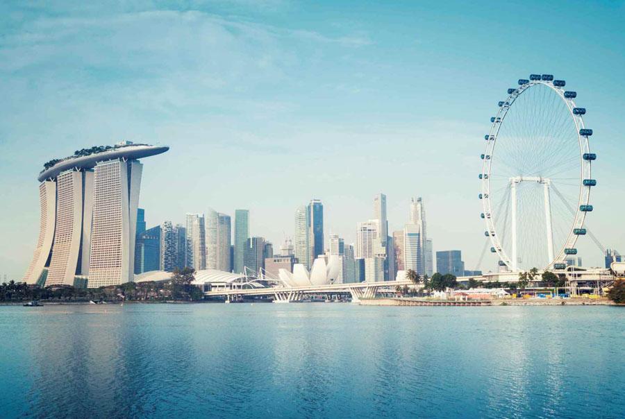 Транзит через Сингапур