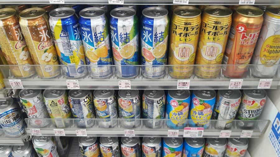 Пиво в Японии