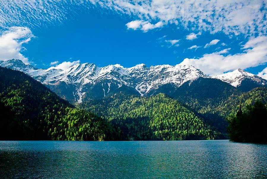 Экскурсия по Абхазии фото