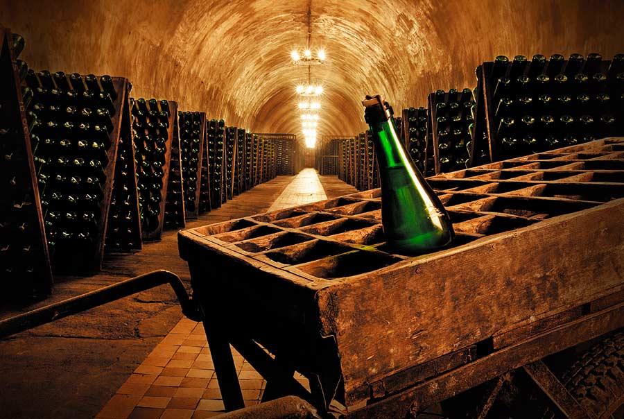 Экскурсия на завод вина Абрау Дюрсо фото