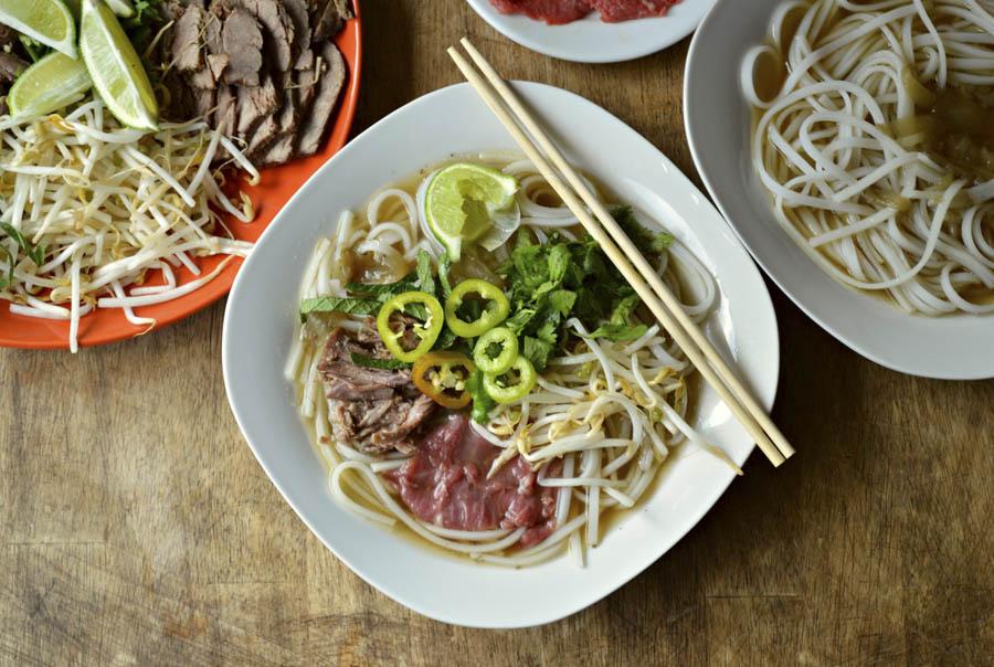 Главные блюда Вьетнама