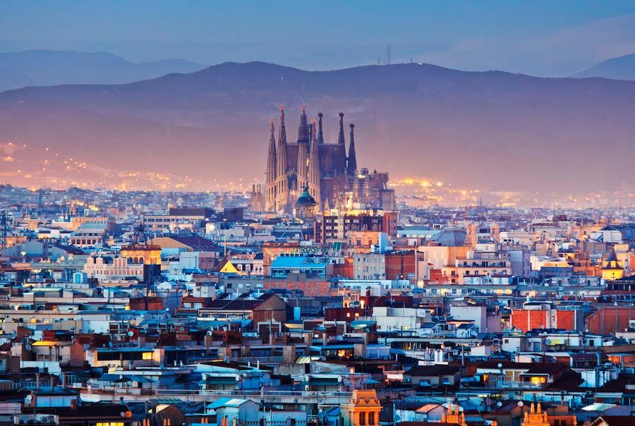 Достопримечательности Барселоны: фото с названиями