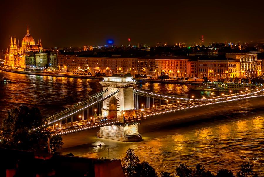 Достопримечательности Будапешта фото