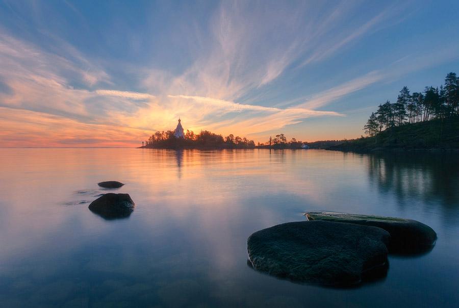 Остров Валаам: достопримечательности и фото