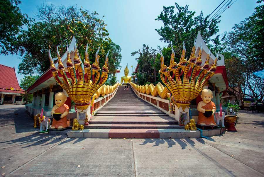 Холм Большого Будды фото