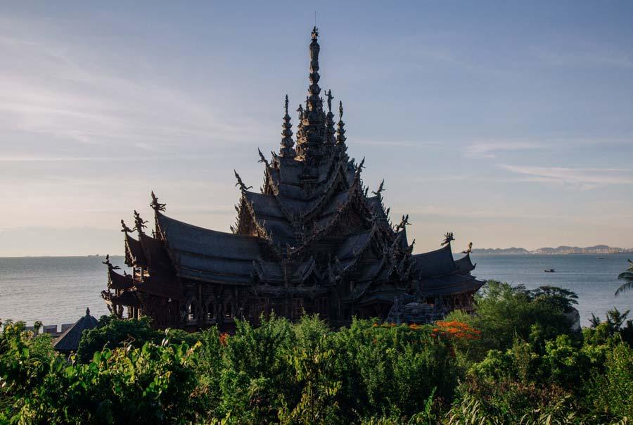 Храм Истины фото