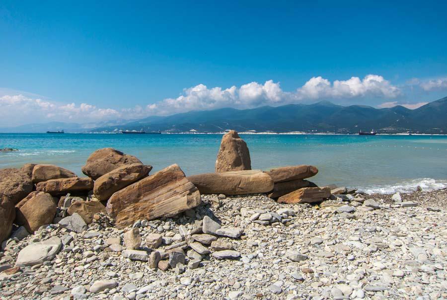 Природные достопримечательности в Кабардинке фото