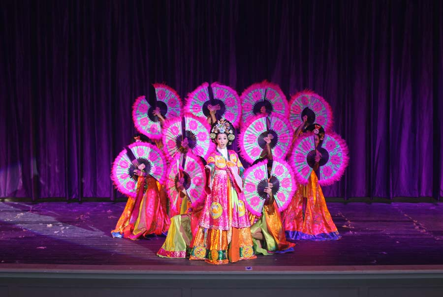 Cabaret Show Pattaya фото