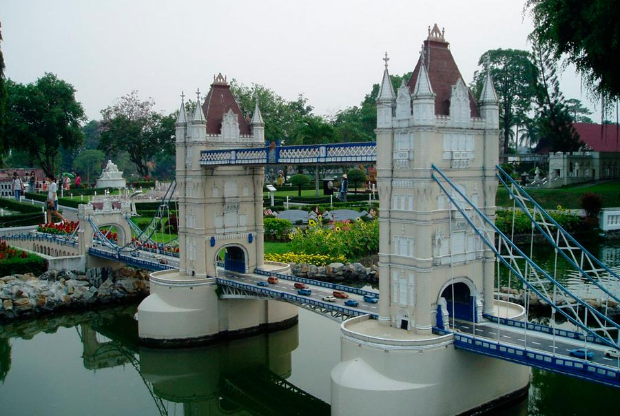 Парк «Мини Сиам» фото