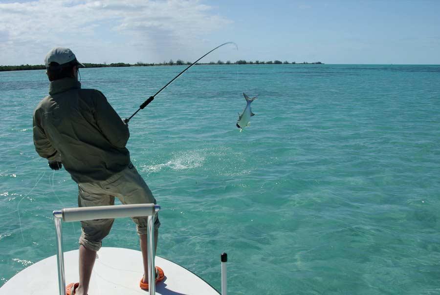 Морская рыбалка фото