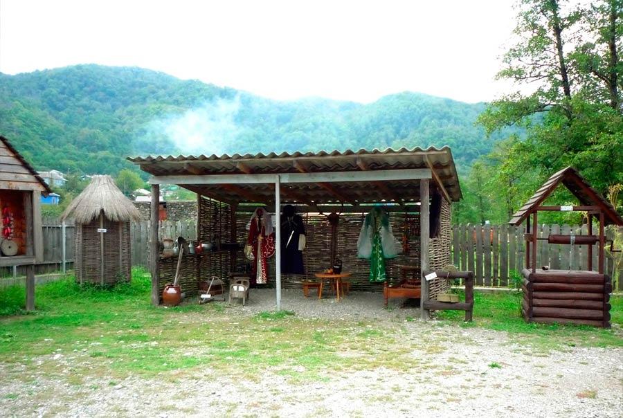 Музей «Усадьба Адыго-Шапсуга» фото