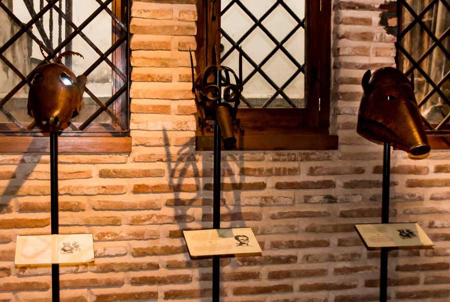Музей инквизиции фото