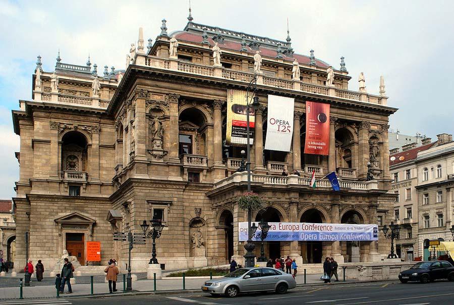 Венгерская опера фото