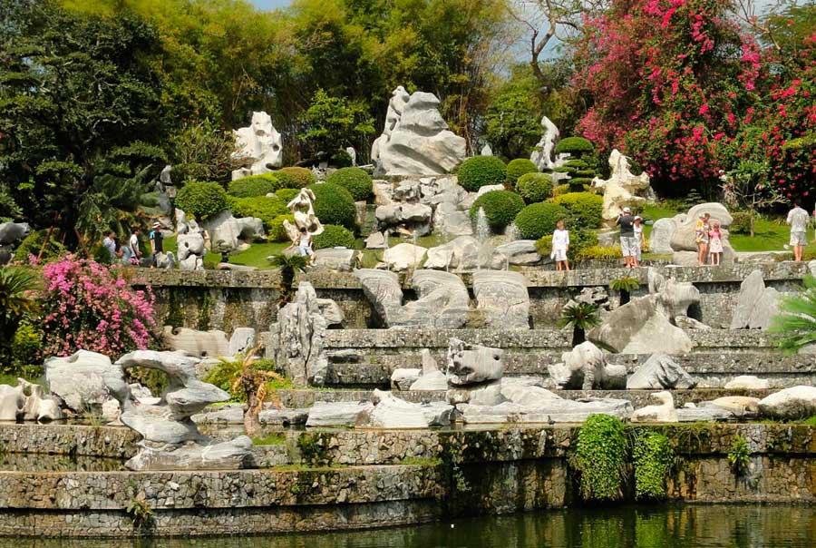 Парк миллионолетних камней фото