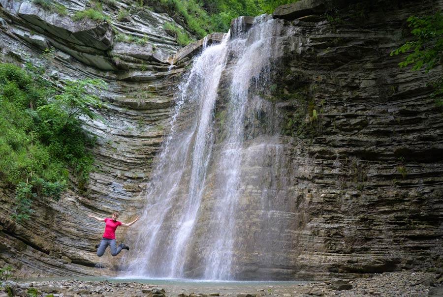 Плесецкие водопады фото