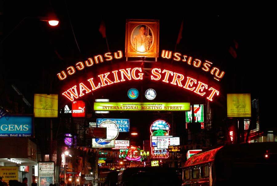 Walking Street фото
