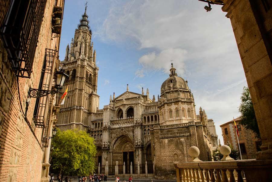 Кафедральный собор Санта-Мария-де-Толедо фото