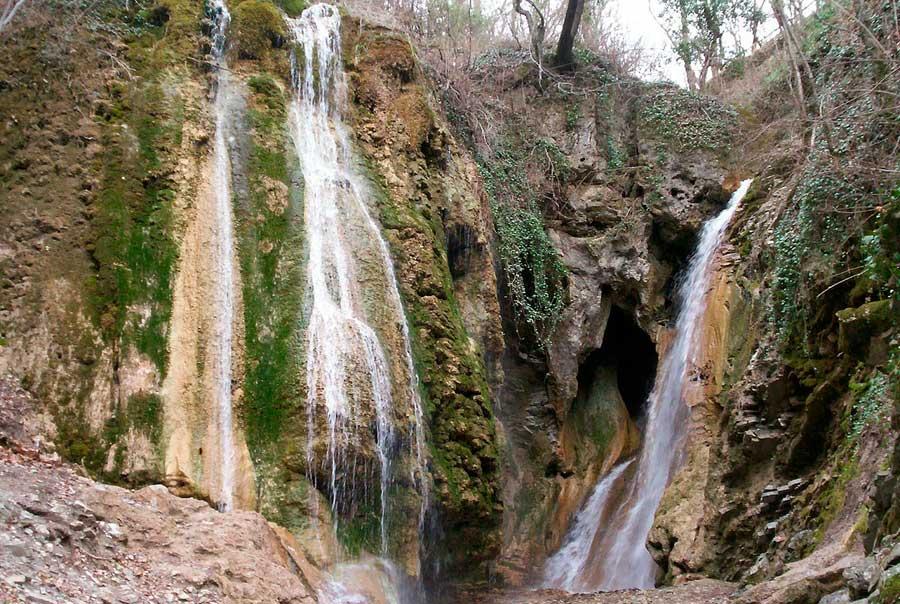 Тешебские водопады фото