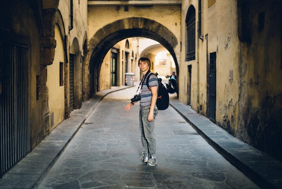 Улочки Флоренции