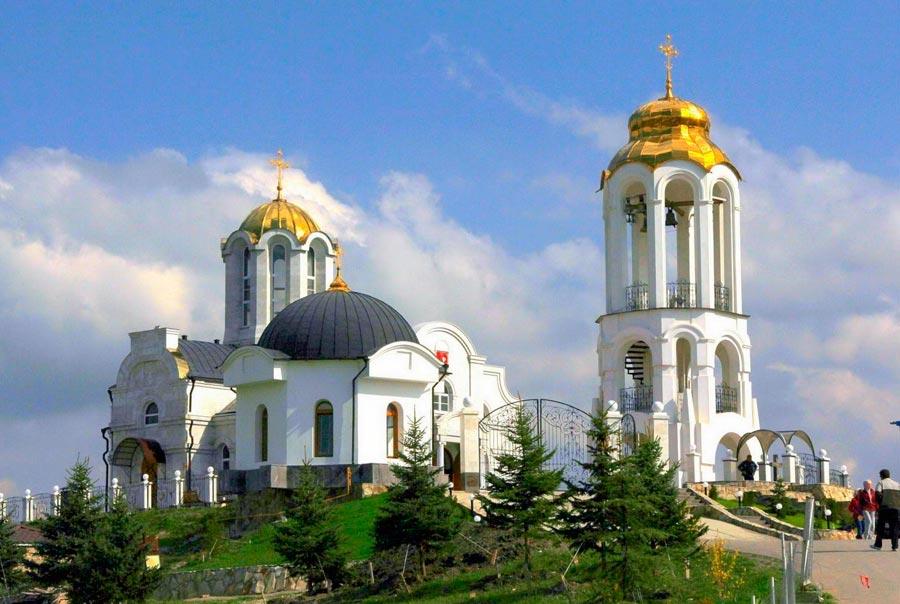 Женский Свято-Георгиевский монастырь фото