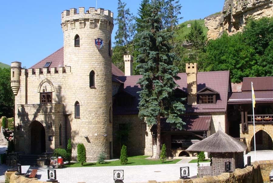 «Замок коварства и любви» фото