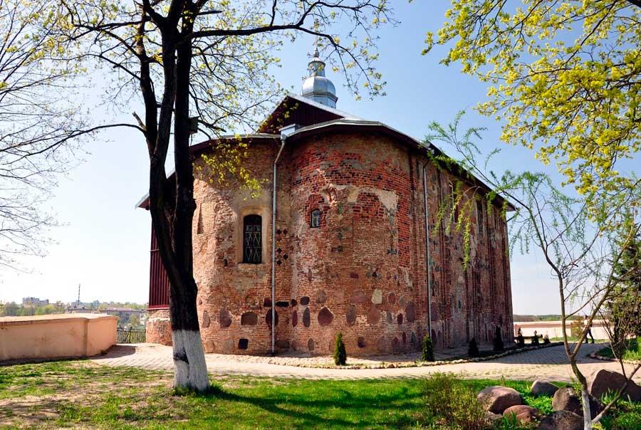 Коложская церковь фото