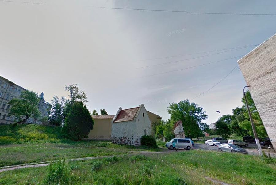 Дом Купеческой гильдии