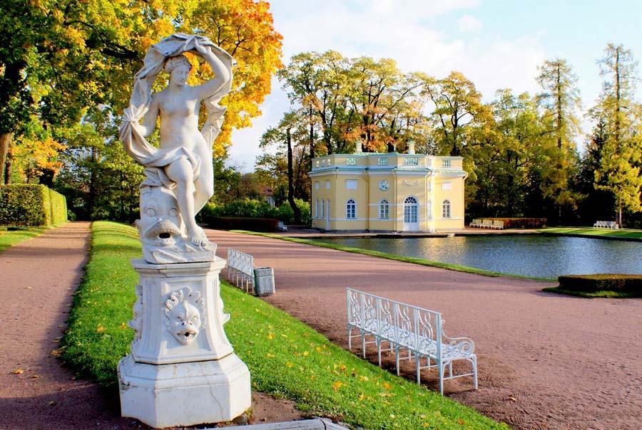 Достопримечательности Пушкина: фото с описанием