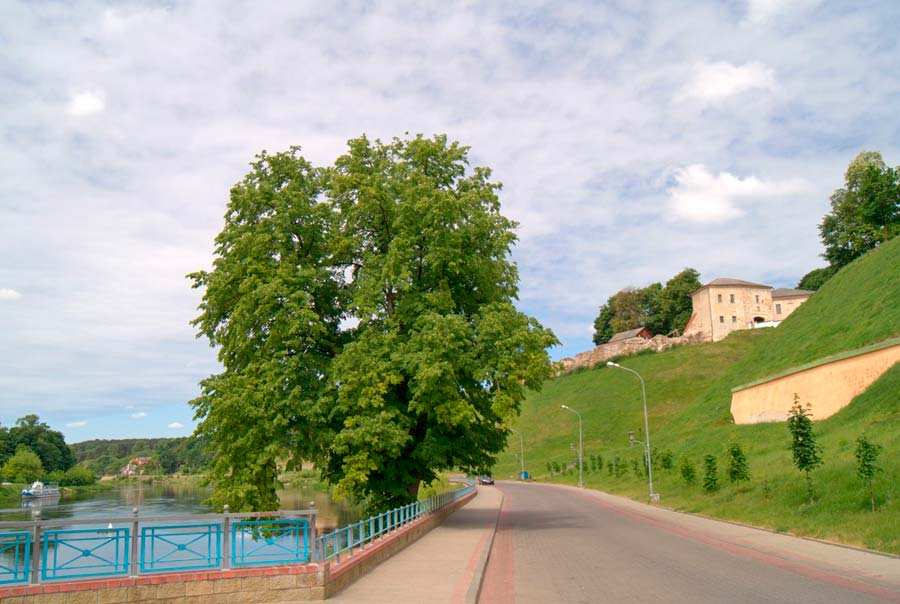 Гродненский Старый замок фото