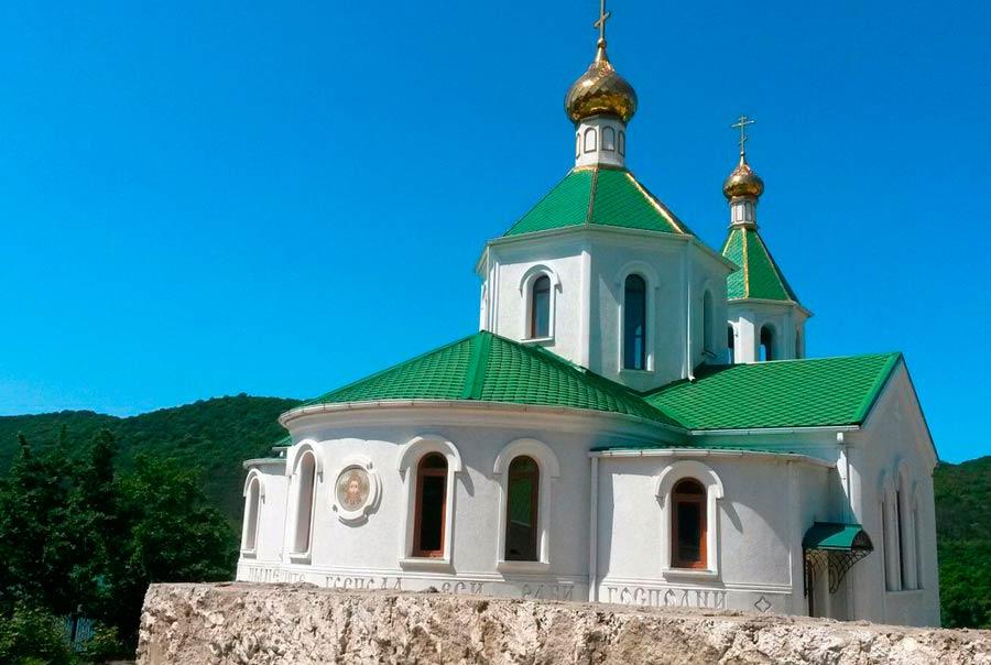 Храм святой Ксении Петербургской фото