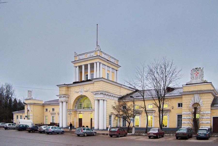 Достопримечательности города Луги
