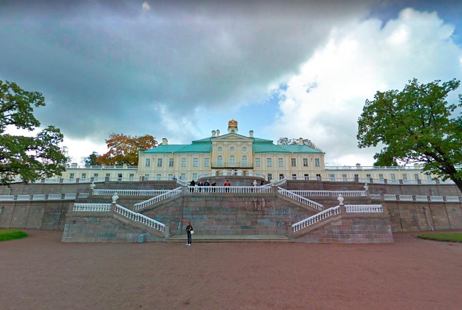 Достопримечательности Ломоносова в Ленинградской области