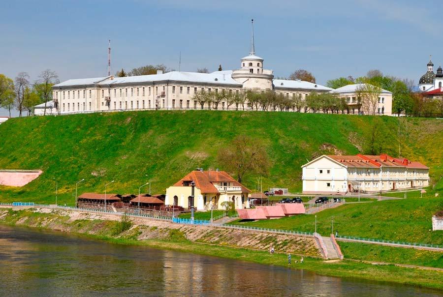 Новый замок фото