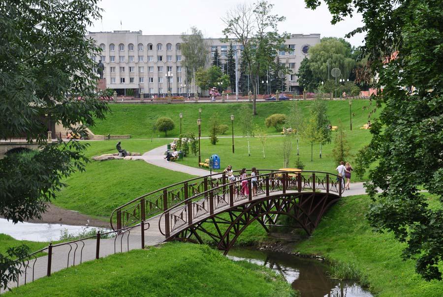 Парк Жилибера фото