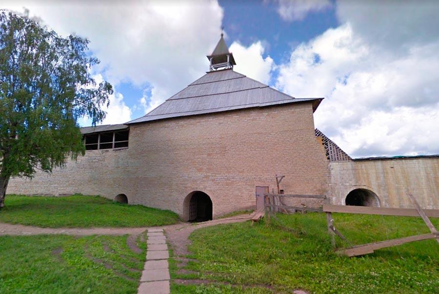 Староладожская крепость фото