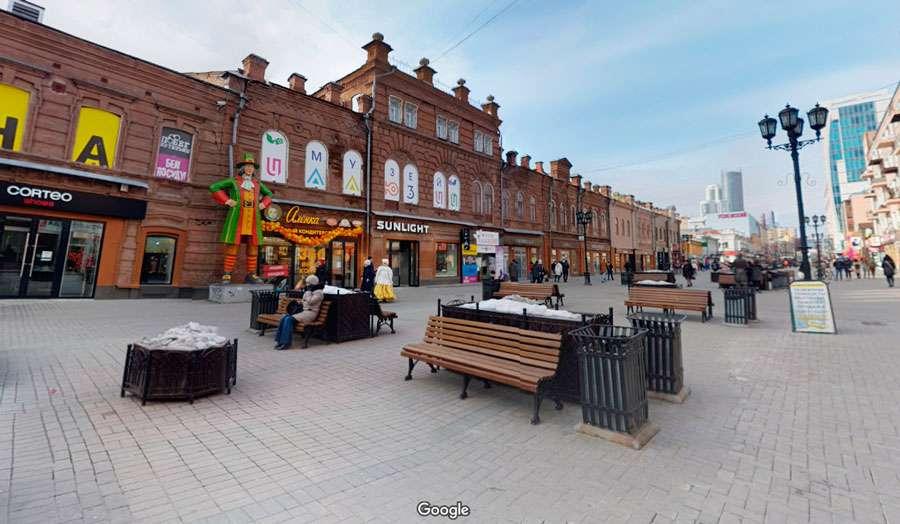 Достопримечательности Екатеринбурга самостоятельно