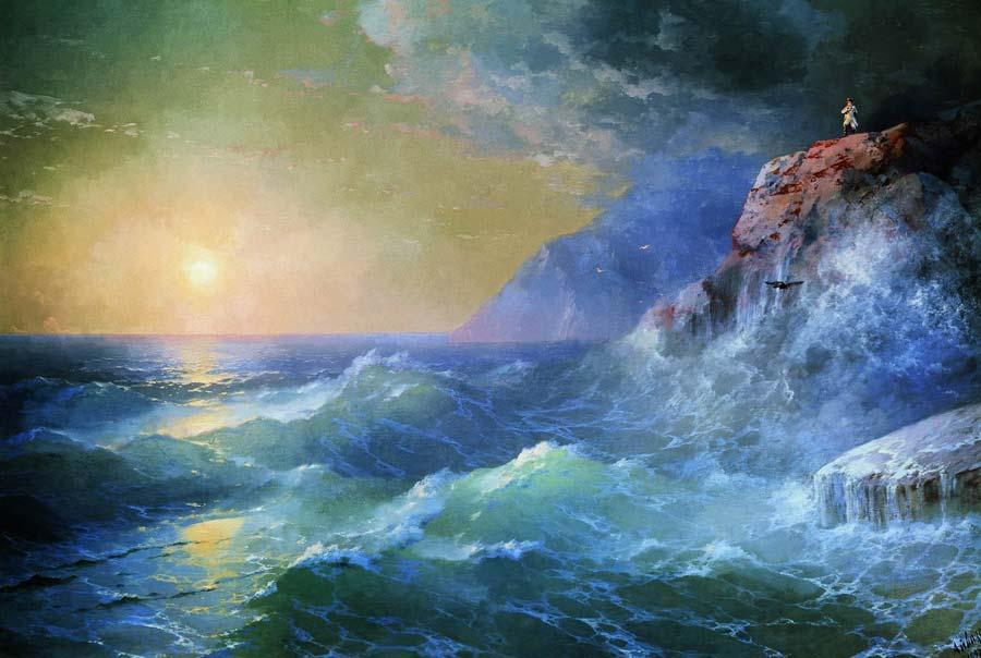 Картинная галерея имени Айвазовского фото