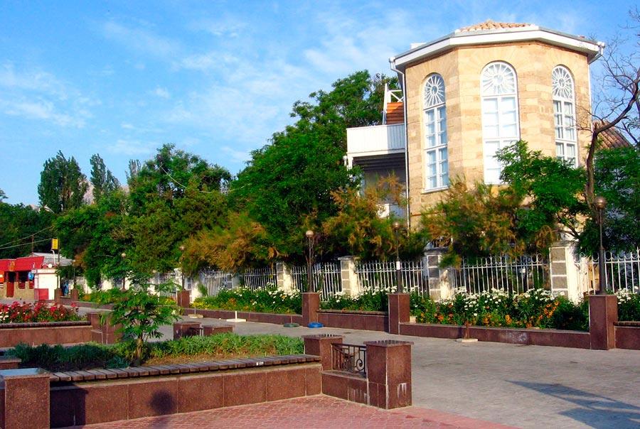 Дом-музей Волошина фото