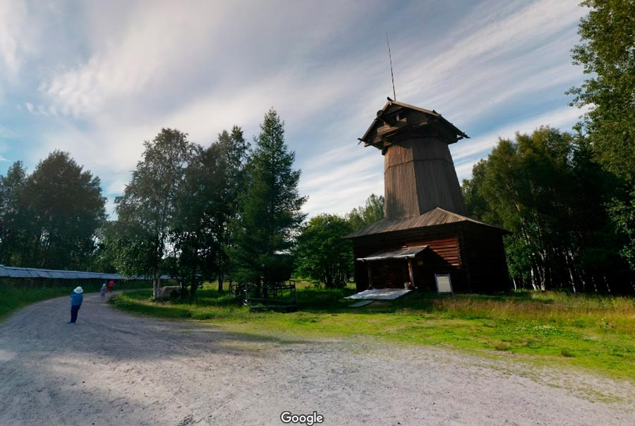 Музей деревянного зодчества фото