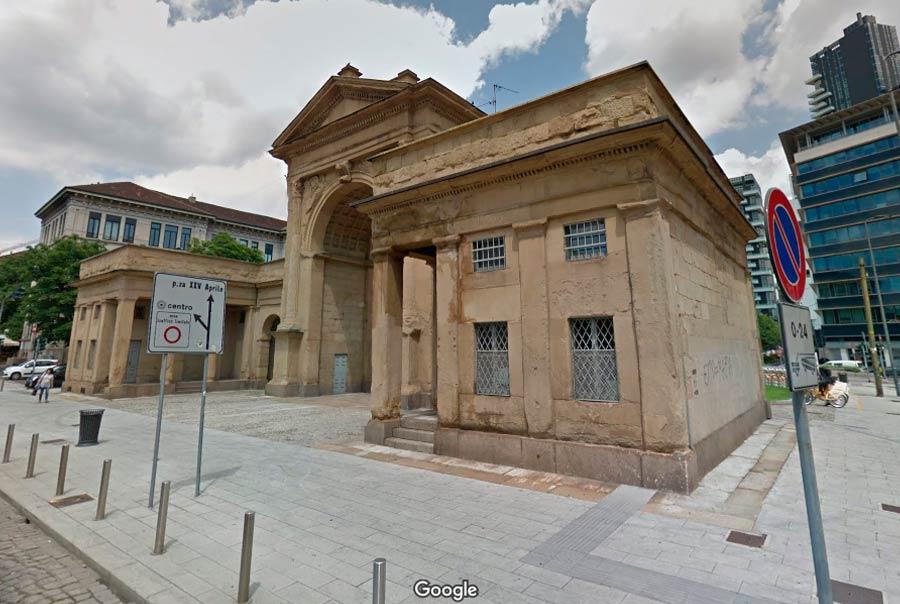 Район Porta Nuova фото