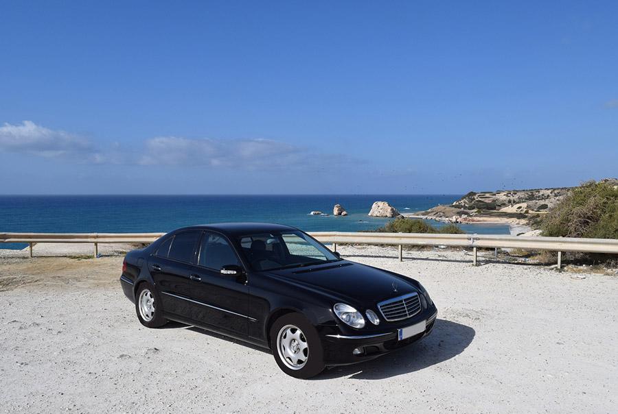 Арендовать машину на Кипре